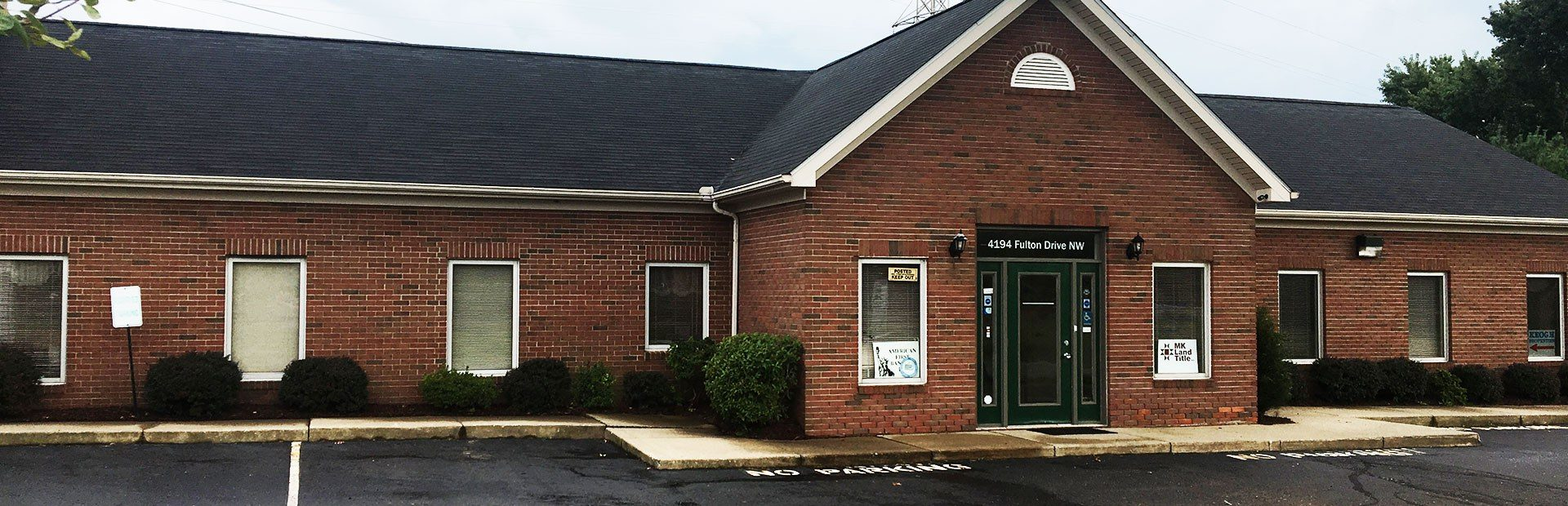 JACKSON TWP. 5,542 SQ.FT. OFFICE BUILDING FOR SAL