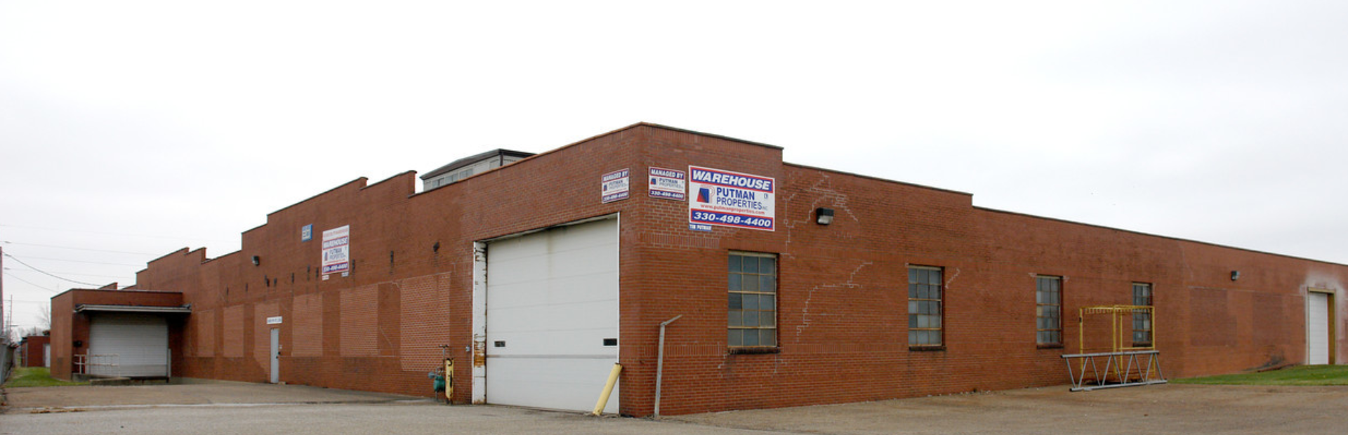 22,350 SQ. FT. OF INDUSTRIAL SPACE
