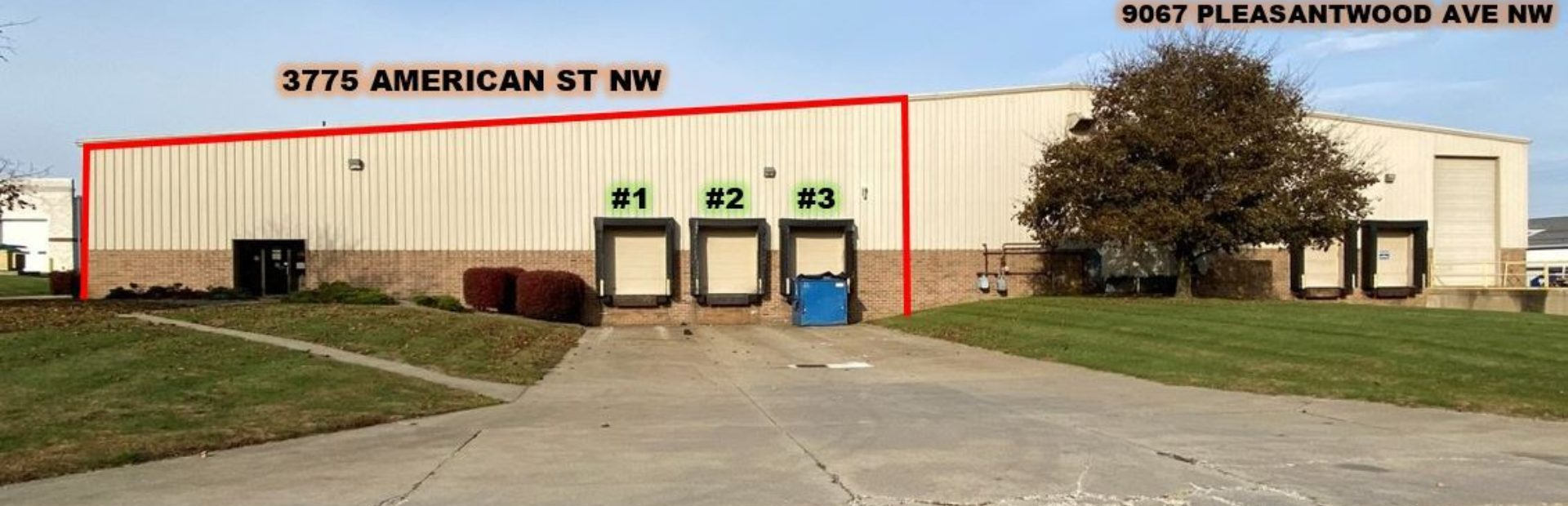 24,000 SQ.FT. INDUSTRIAL BAY FOR LEASE