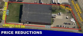SOLD! 58,000 SQ.FT. DISTRIBUTION/MANUFACTURING/OFFICE