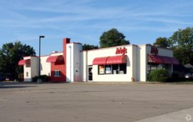 LEASED!!! 2,964 Sq.Ft. former Arby's location