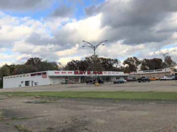 Just Listed: 35,000 SQ.FT. WAREHOUSE & RETAIL