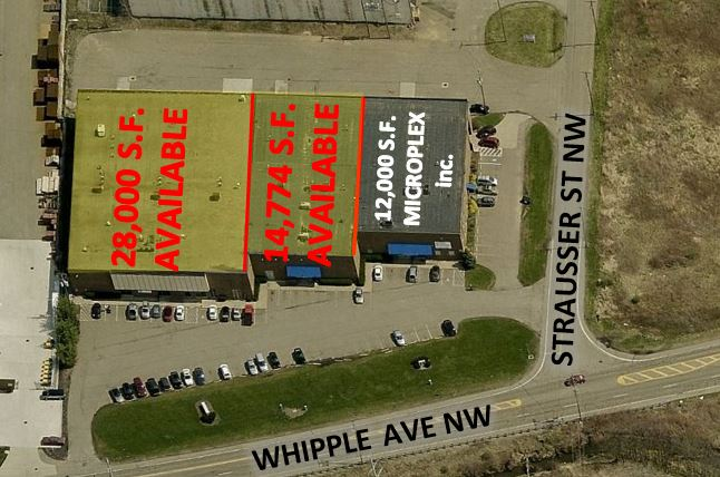 42,774 SQ.FT. WAREHOUSE SPACE WITH OFFICE