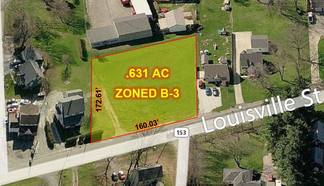 .631 AC OF COMMERCIAL VACANT LAND