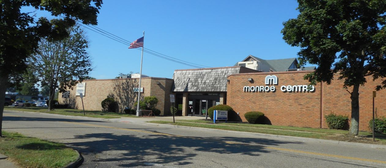 3,500 SQ FT OFFICE - MONROE CENTRE