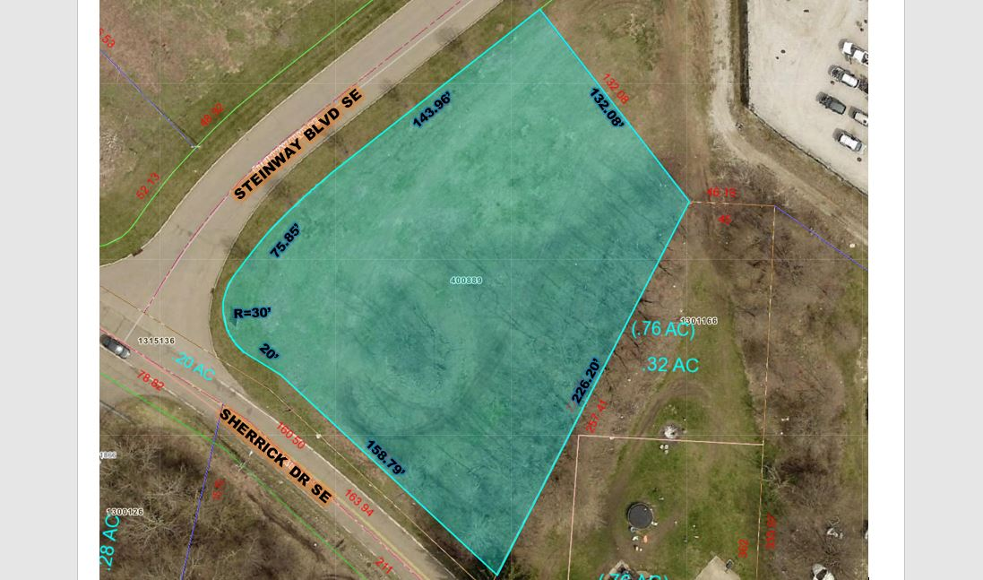 LOT 7 - .9282 AC INDUSTRIAL LAND